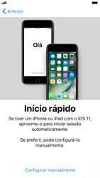 Apple iPhone 8 - Primeiros passos - Como ligar o telemóvel pela primeira vez -  9
