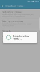 Samsung Samsung G925 Galaxy S6 Edge (Android M) - Réseau - Sélection manuelle du réseau - Étape 9