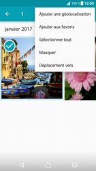 Sony Xperia XZ Premium - Photos, vidéos, musique - Envoyer une photo via Bluetooth - Étape 11
