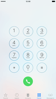 Apple iPhone 6 Plus iOS 9 - SMS - configuration manuelle - Étape 3