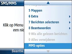 Samsung C6620 - MMS - probleem met ontvangen - Stap 9