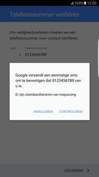 Samsung Samsung G928 Galaxy S6 Edge + (Android M) - Applicaties - Account instellen - Stap 9