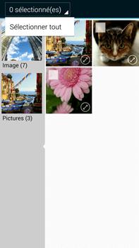 Samsung Galaxy Note 4 - Photos, vidéos, musique - Envoyer une photo via Bluetooth - Étape 10