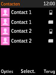 Nokia 3310 3G (TA-1022) - Contacten en data - Contacten kopiëren van toestel naar SIM - Stap 13