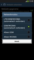 Samsung I9195 Galaxy S IV Mini LTE - 4G instellen  - Toestel instellen voor 4G - Stap 7