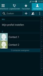 Samsung G850F Galaxy Alpha - Contactgegevens overzetten - delen via Bluetooth - Stap 4
