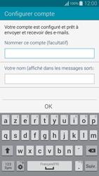 Samsung G850F Galaxy Alpha - E-mail - Configuration manuelle - Étape 19