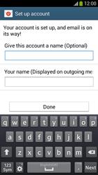 Samsung I9195 Galaxy S IV Mini LTE - E-mail - Manual configuration (yahoo) - Step 9