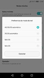 Huawei Y6 (2017) - Red - Seleccionar el tipo de red - Paso 6