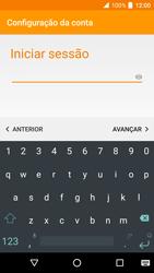 Alcatel Idol 4 VR - Email - Configurar a conta de Email -  11