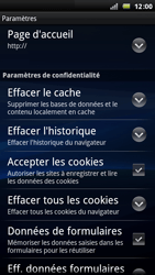 Sony Ericsson Xperia Arc - Internet - Configuration manuelle - Étape 17
