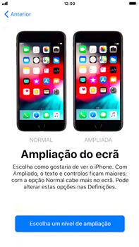 Apple iPhone 6s Plus - iOS 12 - Primeiros passos - Como ligar o telemóvel pela primeira vez -  29