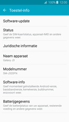 Samsung J320 Galaxy J3 (2016) - Toestel - Software update - Stap 6