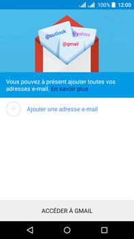 Acer Liquid Z630 - E-mail - Configuration manuelle (gmail) - Étape 5