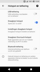 Sony Xperia XZ1 Compact (G8441) - WiFi - Mobiele hotspot instellen - Stap 13