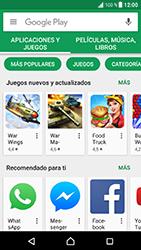 Sony Xperia XZ - Android Nougat - Aplicaciones - Tienda de aplicaciones - Paso 19