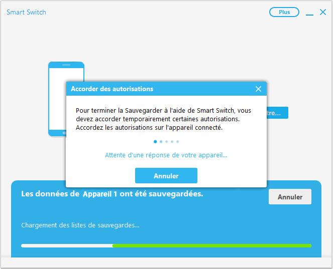 Samsung Galaxy A6 - Aller plus loin - Gérer vos données avec un ordinateur - Étape 11