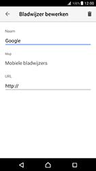 Sony xperia-xz-premium-g8141 - Internet - Hoe te internetten - Stap 11