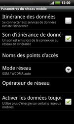 HTC A9191 Desire HD - Réseau - utilisation à l'étranger - Étape 9