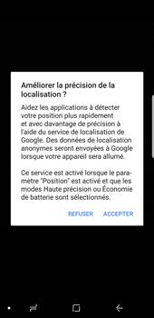Samsung Galaxy S9 - Photos, vidéos, musique - Créer une vidéo - Étape 6