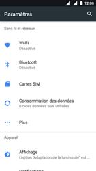 Nokia 3 - Bluetooth - connexion Bluetooth - Étape 6