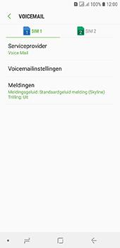Samsung galaxy-j6-sm-j600fn-ds - Voicemail - Handmatig instellen - Stap 7