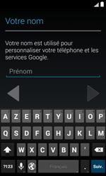 Bouygues Telecom Bs 403 - Premiers pas - Créer un compte - Étape 6
