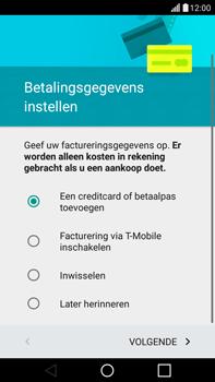LG G4 Stylus (LG-H635) - Applicaties - Account aanmaken - Stap 17