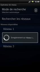 Sony Ericsson Xperia Arc - Réseau - utilisation à l'étranger - Étape 12