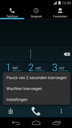 KPN Smart 400 4G - Voicemail - Handmatig instellen - Stap 5