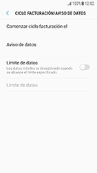 Samsung Galaxy J5 (2017) - Internet - Ver uso de datos - Paso 9