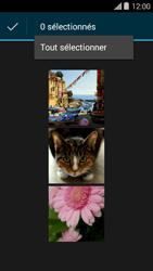 Bouygues Telecom Ultym 5 II - Photos, vidéos, musique - Envoyer une photo via Bluetooth - Étape 8