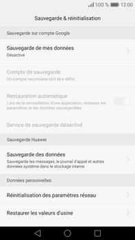 Huawei Mate 8 - Appareil - Restauration d