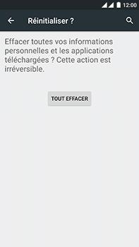 OnePlus 2 - Device maintenance - Retour aux réglages usine - Étape 8