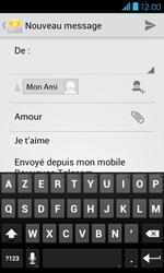 Bouygues Telecom Bs 401 - E-mails - Envoyer un e-mail - Étape 10