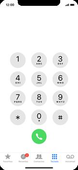Apple iPhone X - Chamadas - Como bloquear chamadas de um número -  3