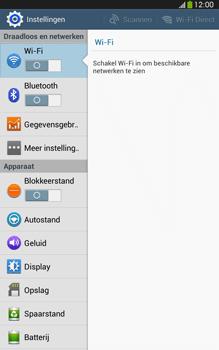 Samsung T315 Galaxy Tab 3 8-0 LTE - Bluetooth - Aanzetten - Stap 3