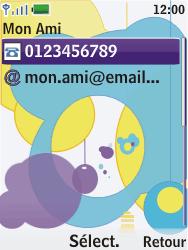 Nokia 7310 supernova - MMS - Envoi d