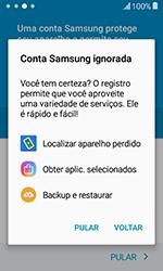 Samsung Galaxy J1 - Primeiros passos - Como ativar seu aparelho - Etapa 18