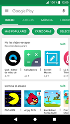 Sony Xperia XZ1 - Aplicaciones - Tienda de aplicaciones - Paso 21