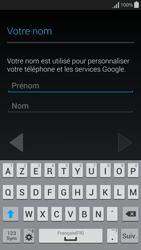 Samsung Galaxy Alpha - Premiers pas - Créer un compte - Étape 8