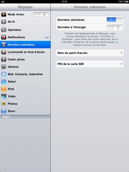 Apple iPad - Internet - Utilisation à l