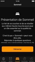 Apple iPhone SE - iOS 10 - iOS features - Coucher - Étape 4