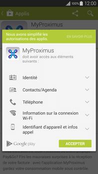 Samsung N910F Galaxy Note 4 - Applications - MyProximus - Étape 9
