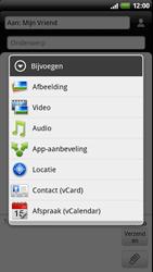 HTC Z715e Sensation XE - MMS - afbeeldingen verzenden - Stap 9