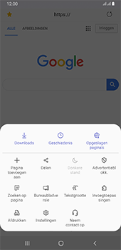Samsung galaxy-a6-plus-sm-a605fn-ds-android-pie - Internet - Hoe te internetten - Stap 20