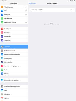 Apple ipad-pro-12-9-inch-model-a1671-ios-12 - Software updaten - Update installeren - Stap 6