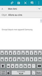 Samsung Galaxy A3 (A300FU) - E-mails - Envoyer un e-mail - Étape 9