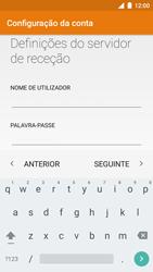 NOS NOVU II - Email - Configurar a conta de Email -  11