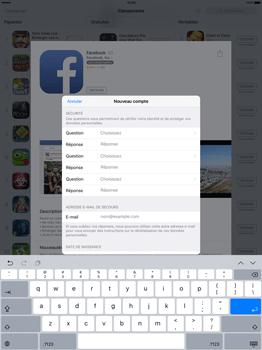 Apple iPad Pro 12.9 (1st gen) - iOS 9 - Applications - Télécharger des applications - Étape 12